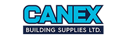 Canex Building Supplies Logo - Our Suppliers | Cronus Masonry Contracting Ltd.