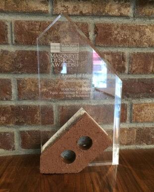 Masonry Design Awards 2019, Award of Merit - Institutional